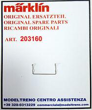MARKLIN 321246  ASTE (2 PZ.)   HANDSTANGE (2 ST.) 37521 37522