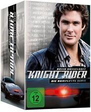 Knight Rider - Season/Staffel 1-4 komplette serie 26-DVD-BOX -NEU & Ovp-
