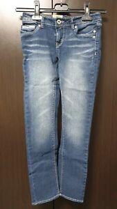 Levi's Girls Skinny Jeans 8 Regular Strech Denim New With Tags