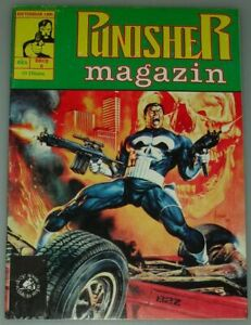 Punisher magazine #06 / Yugoslavia 1990 / Jusko