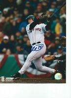 Shea Hillenbrand Boston Red Sox Autographed  8X10 PHOTO