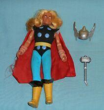 vintage original Mego WORLD'S GREATEST SUPER-HEROES WGSH THOR #2 helmet hammer