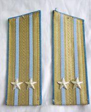 Soviet Russian Shoulder Board Strap Epaulets Officer Air Force USSR CCCP