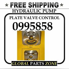 New Hydraulic Plate Valve Ctrl for Caterpillar 0995858 099-5858 Free Delivery!