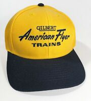 New Embroidered AMERICAN FLYER TRAINS Collector's Hat