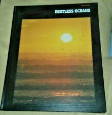Planet Earth Restless Oceans 1983 Hard cover Book Science Natural History Photo