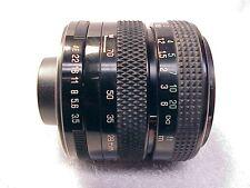 28-70mm f3.5-4.5 Tamron Tele-Macro  | Smooth zoom | Clear Glass | Clean Coatings