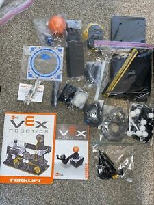 Vex Robotics Forklift & Orbit Kits HexBug May Be Missing a few Official Pieces