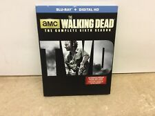 The Walking Dead: The Complete Sixth Season Blu-ray New Sealed!