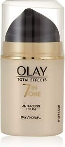 Olay Total Effect 7 IN 1 Anti Ageing Skin Cream (Moisturizer) Normal 5 pack of 1