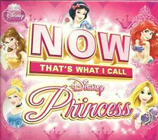 NOW THAT'S WHAT I CALL DISNEY PRINCESS - 2 CD BOX SET - LITTLE MERMAID & MORE