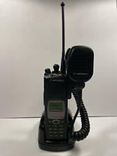 Motorola XTS5000 Model III M3 700/800 MHz H18UCH9PW7AN FPP w/ADP Encryption Pack