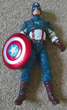 Marvel Select Captain America 7 inch scaled figure collectors figure