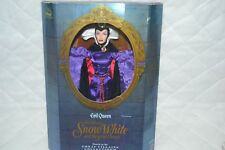 Mattel Evil Queen Limited Edition Doll Art of Snow White Biancaneve Grimilde