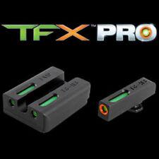 TruGlo TFX PRO Tritium Night Sights for Taurus PT111 G2, G2C, G2S, 709/740