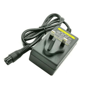Battery Charger 24V for Electric Razor Scooter e100/150/125 Trikke E2 X-Treme R3