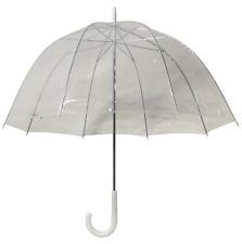 Clear Bubble Umbrella, Dome Shape Umbrella, See through umbrella, clear umbrella