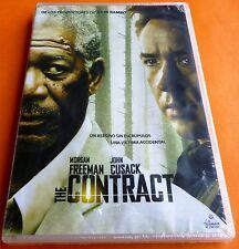 THE CONTRACT - John Cusack / Morgan Freeman - Precintada