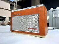 Vintage Radio Nordmende Transita Automatic TS, De Luxe, Kofferradio,/transistor