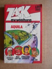 ZACK Avventura n°1 1974 Nick Carter Michel Vaillant Nick Carter B. Prince [P9]