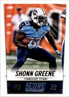 2014 Score Football Base Singles #222-330 (Pick Your Cards)