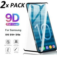 For Samsung Galaxy S10e S10 Plus 3D Full Cover Tempered Glass Screen Protector