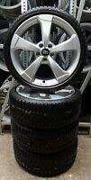 4 Orig Audi Winterräder Rotor 235/35 R19 91V M+S A3 S3 8V 8V0601025ES 5394