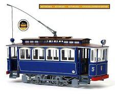 OCCRE Tibidabo tram 1:24 (53001) kit de modèle