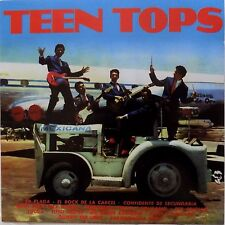 TEEN TOPS la plaga - RARE CD ROCK guitar - CDSP 151 rockabilly surf