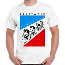 Kraftwerk Tour de France Synthpop Cool Gift Vintage Retro Unisex T Shirt 2718