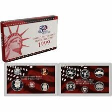 price of 1999 Silver Proof Set Travelbon.us