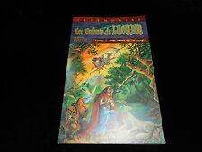 Isabelle Pernot : Les enfants de Lugheir 1 : Au nom de la magie Editions Mnémos
