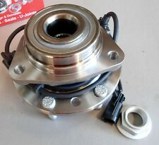 Premium New 513188 Front Hub Assembly 6-Lug | Chevy/GMC/Buick w/ ABS & Warranty