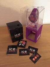Ice Watch Armbanduhr / Uhr  / IceWatch lila *NEU*