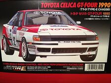 Toyota celica gt-four 1990 Tamiya 58515 kit bonus regulador 300058515 tt-01 Type-e