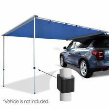 2.5x3M Side Awning For Car Vehicle Roof Camper Trailer 4WD 4x4 Camping Navy