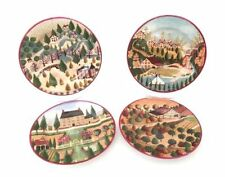 Stoneware Country Decorative Plates u0026 Bowls  sc 1 st  eBay : country decorative plates - pezcame.com