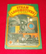 LADYBIRD BOOK Steam Locomotives by Colin Garratt (Hardback, 1979)
