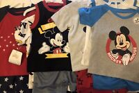 Disney Mickey Mouse Outfit Set Size 18 Months Select Outfit