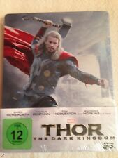 Thor The Dark KingDom 3D  Limited Edition Steelbook !Neu und OVP !