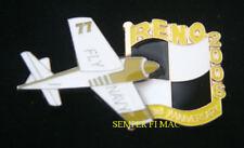 2006 RENO AIR 43TH ANNIVERSARY PIN RARE BEAR NATIONAL CHAMPION F8F BEARCAT RACE