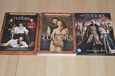 lot 3 coffrets DVD Les TUDORS intégrale saison 1 2 3 - VF et VO (saison 3)