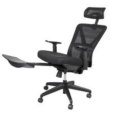 Ergonomic Computer Executive Office Mesh Task Seat Swivel Chair High Mid Back