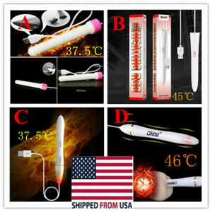 Electric Heating Pads Stick Heater Warmer USB Heating Rod Fast to 37.5℃-46℃ Gift