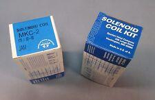 Lot of 2 Sporlan MCK-2 311424 120V, 50-60Hz Solenoid Coil Kit JAM NIB