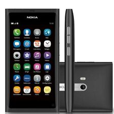 Unlocked Original Nokia Lumia N9 N9-00 3G NFC Wifi Black Touchscreen Smartphone