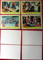 "4 Lobby Cards / Aushangfotos ""The Devil´s Disciple"" Original US 1959"