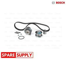 WATER PUMP & TIMING BELT SET FOR AUDI FORD SEAT BOSCH 1 987 946 477