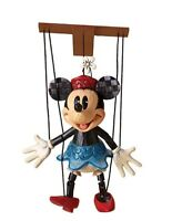 Disney Traditions Minnie Mouse Marionette by Jim Shore New In Box Gift