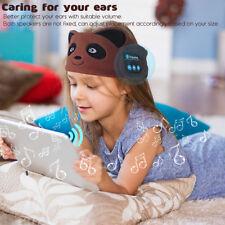 Headband Headphones Volume Limited Children's Kids Toddler Bluetooth Sleep Mask